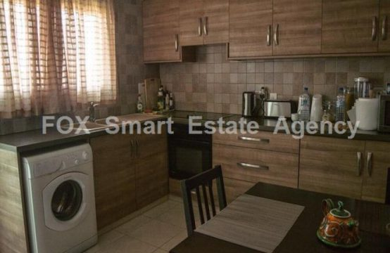 2 Bedroom Apartment in Potamos Germasogeias