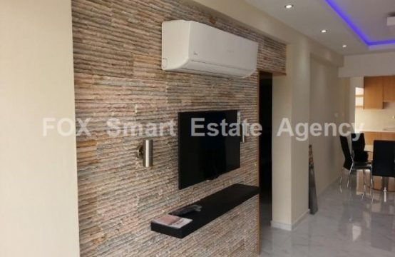 Equipped 2 Bedroom Apartment in Potamos Germasogeias