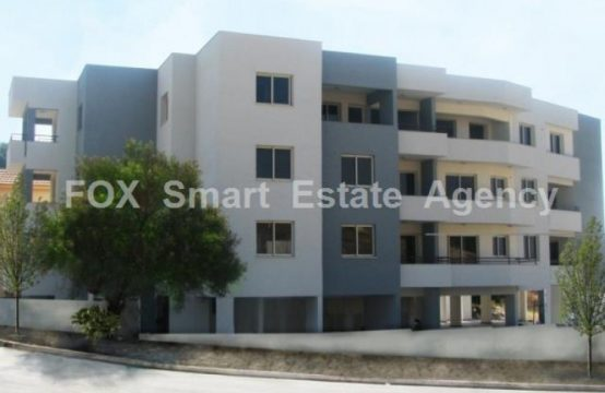 4 Bedroom Apartment in Agios Athanasios