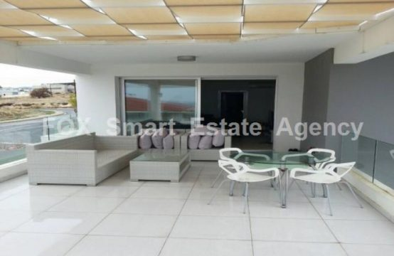 Modern 2 Bedroom Apartment in Agia Fylaxis
