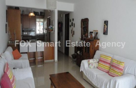 2 Bedroom Ground floor Apartment in Potamos Germasogeias