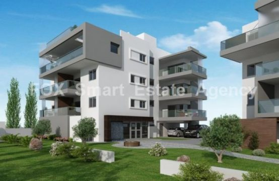 2 Bedroom Apartment in Germasogeia
