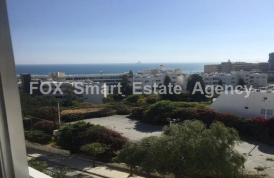 2 Bedroom Apartment in Agios Tychon