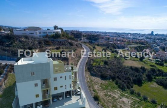New 2 Bedroom Apartment in Agios Athanasios