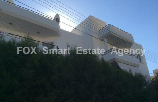 3 Bedroom Top floor Apartment in Potamos Germasogeias