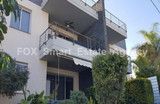 2 Bedroom Apartment in Agios Athanasios