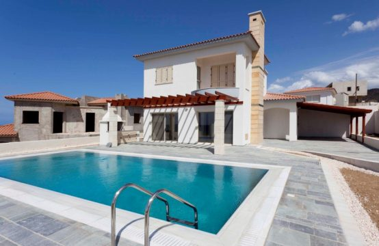 Spacious Villa With Beautiful Sea View in Argaka
