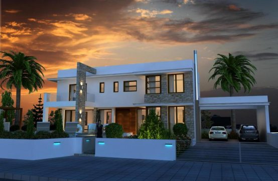 Africanos Villa with 4 bedrooms