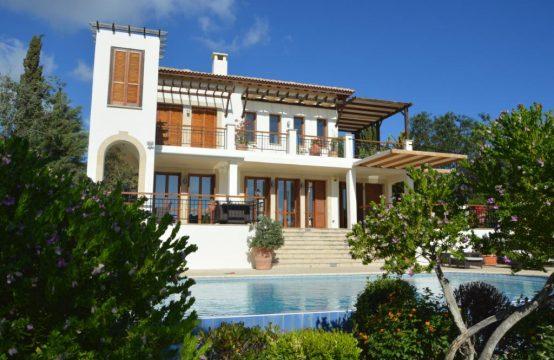 Aphrodite Hills 4 Bedroom Villa