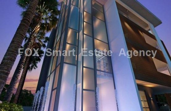 Whole floor Apartment in Limassol
