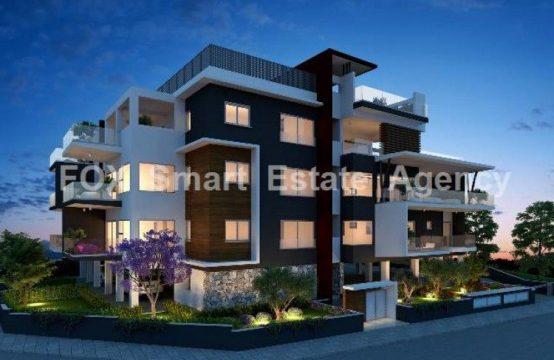 Top floor Apartment with roof garden in Limassol