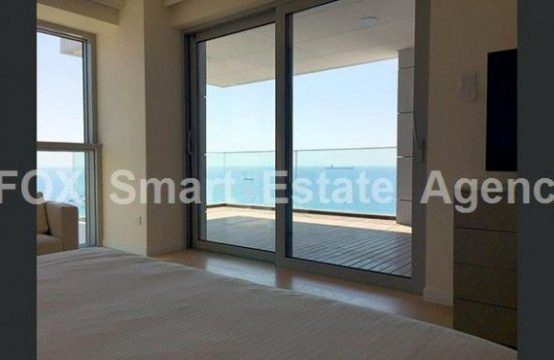 Whole floor Apartment with best view in Limassol