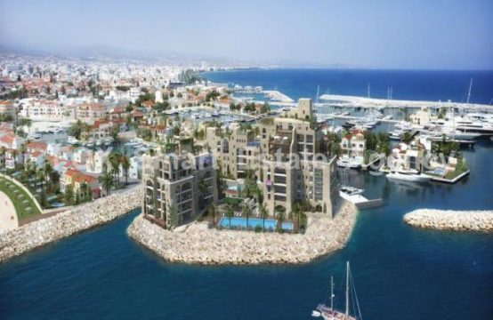 Ground floor Apartment in Limassol Marina