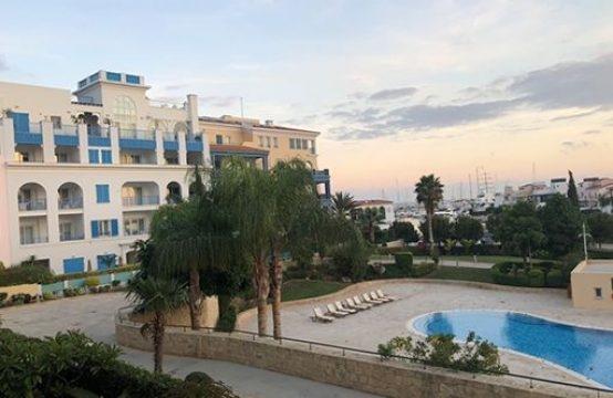 Marina Apartment in Limassol