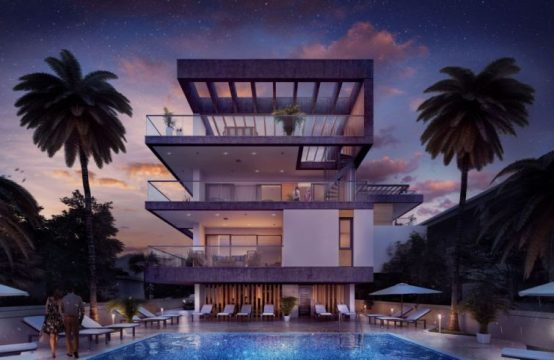 Summer House penthouses in Limassol